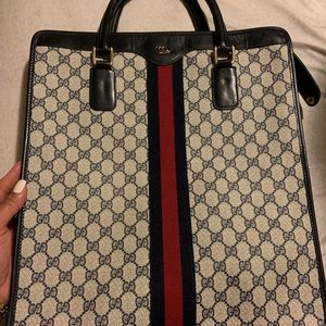 Vintage Gucci Tall bag